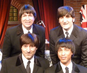 Beatles tribute band Toppermost will perform from 1 to 3 p.m. Saturday, Sept. 21, at Art-A-Licious.
