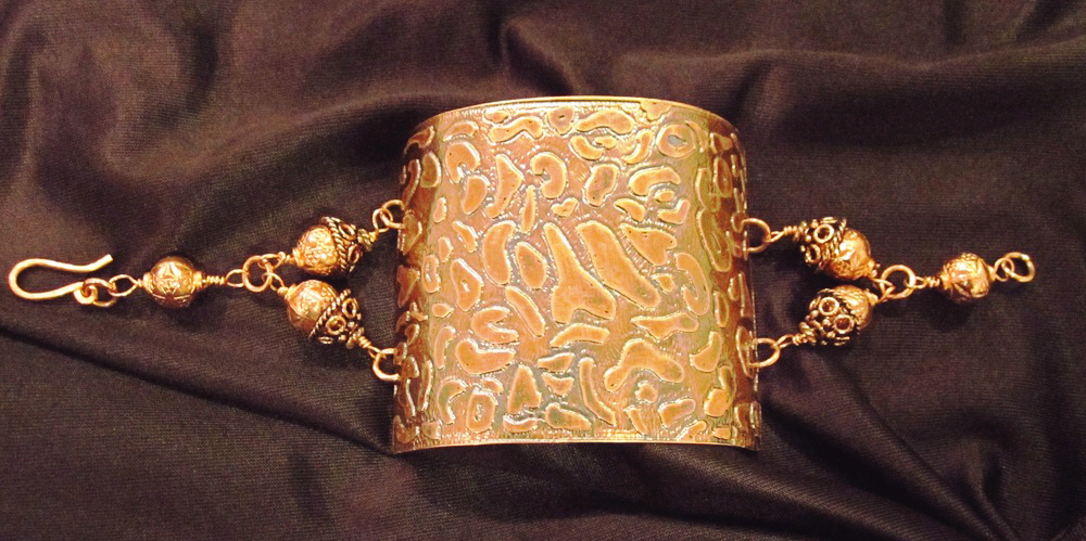 Aleesa Bailog - Leopard Bracelet