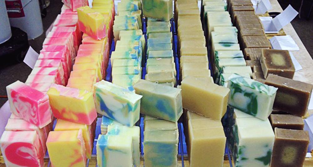 Barb DeLosSantos - Fresh Soap