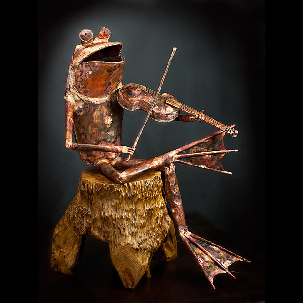 Craig Zacharyasz - Fiddlin' Frog
