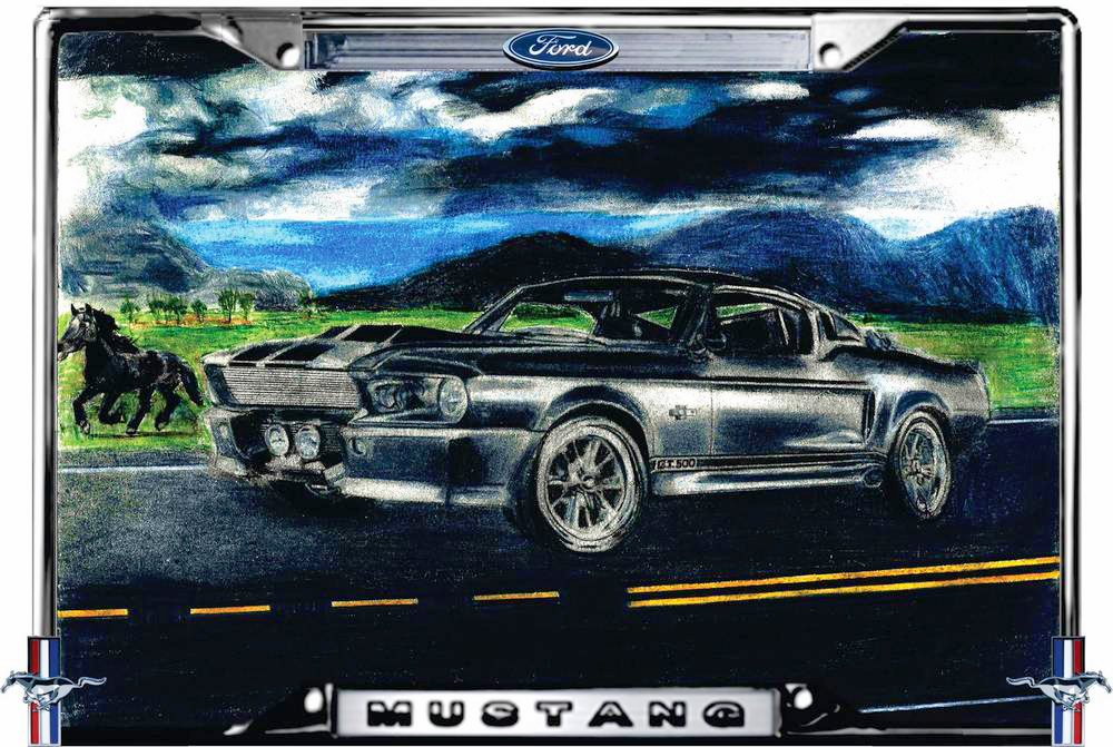 David Montie - Ford Mustang GT