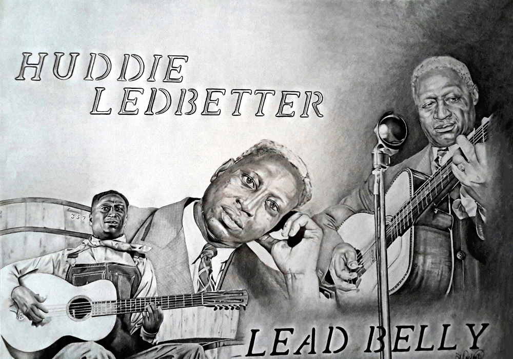 Luther Rosebaro - Leadbelly
