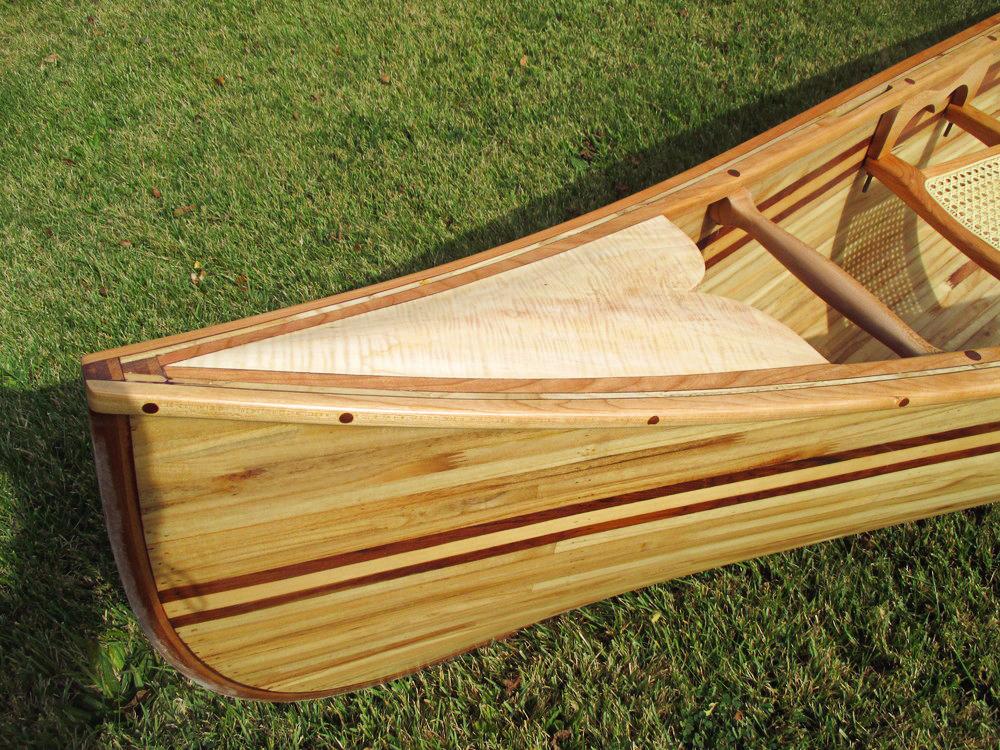 Michael Thomseh - 16' Chestnut Prospector Canoe