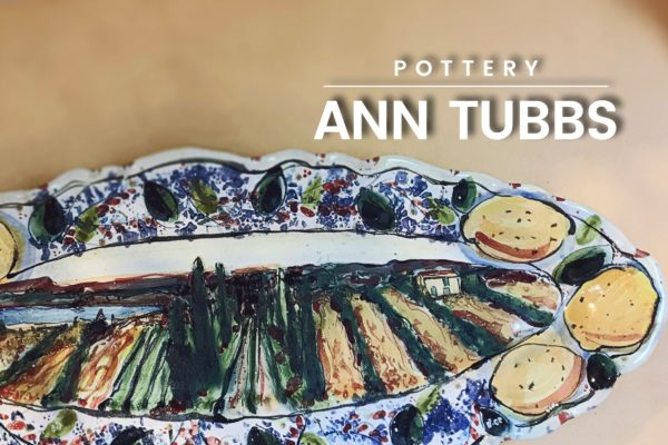 Ann Tubbs - Featured Artist - Pottery