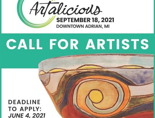 2021 call for artists