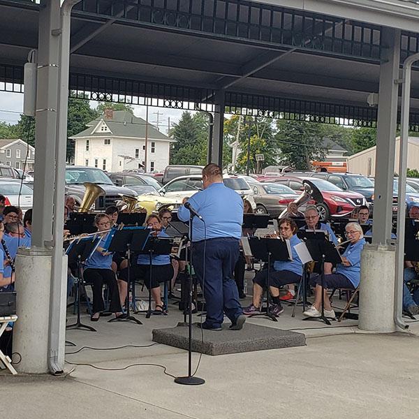 adrian city band